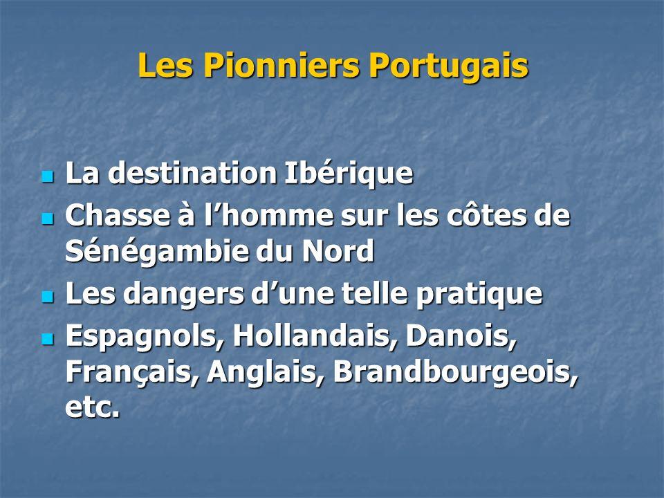 Les Pionniers Portugais