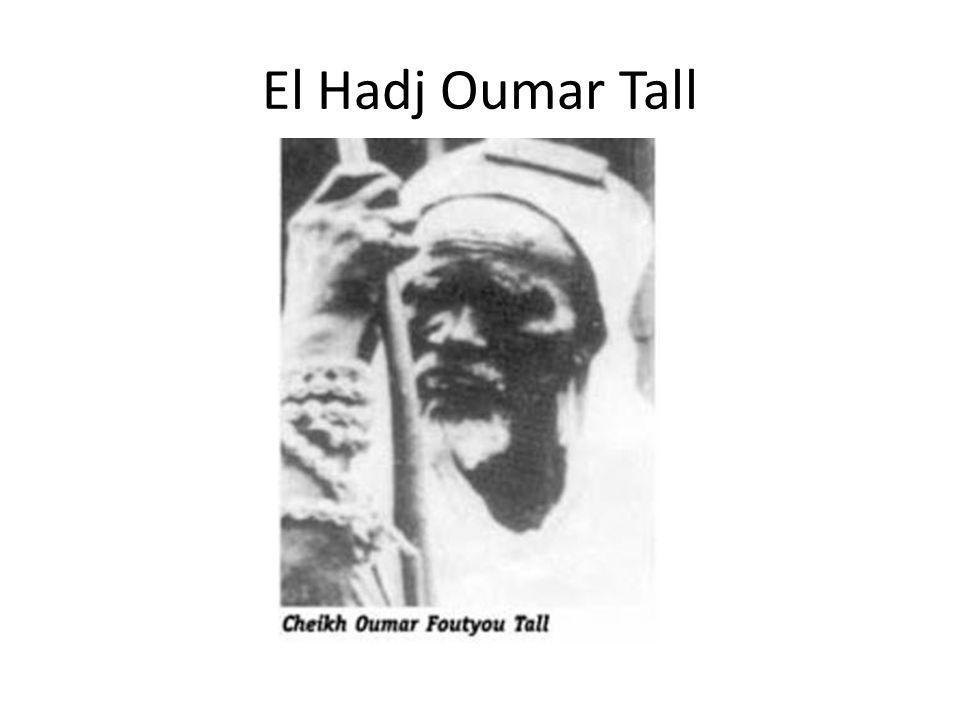 El Hadj Oumar Tall