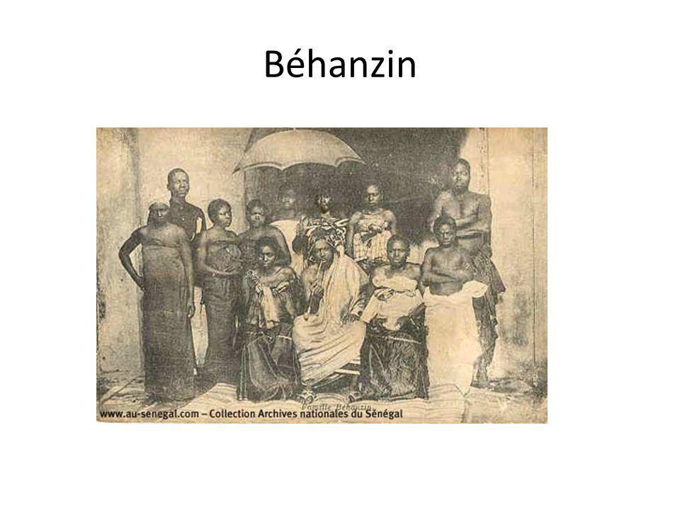 Béhanzin