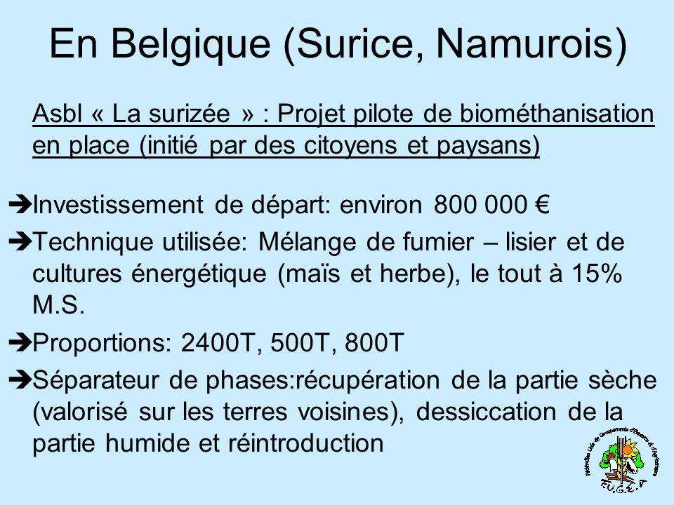 En Belgique (Surice, Namurois)