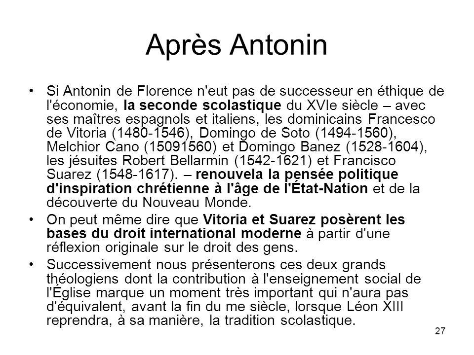 Après Antonin