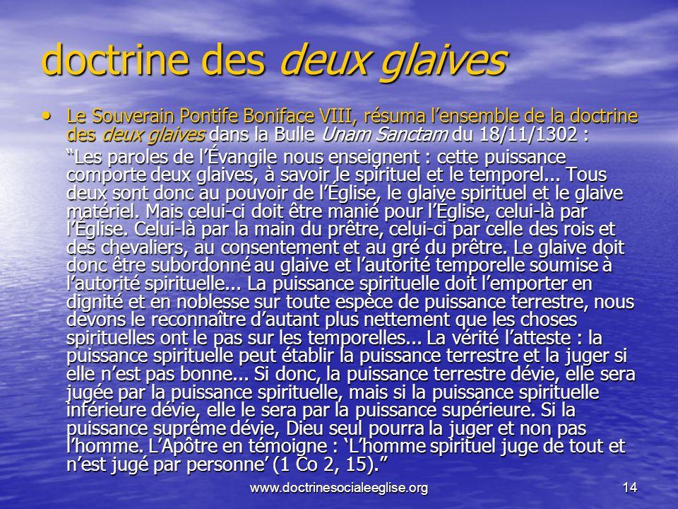 doctrine des deux glaives