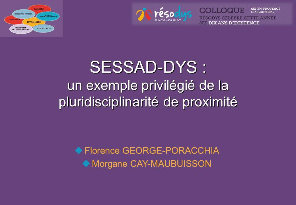 Florence GEORGE-PORACCHIA Morgane CAY-MAUBUISSON