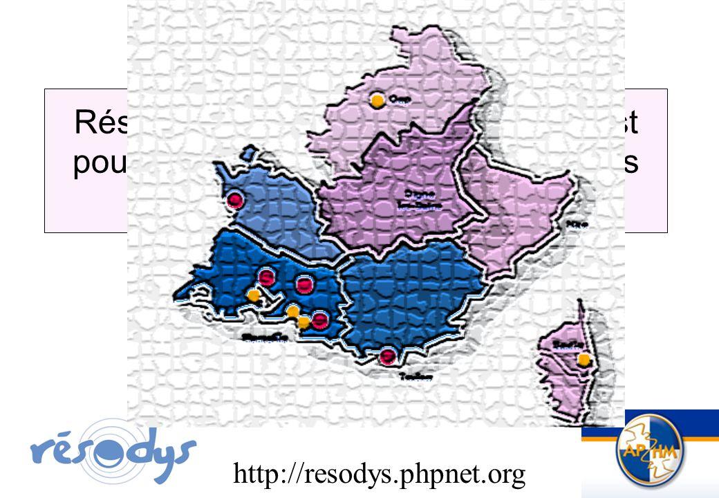 Résodys : réseau de soins du Sud-Est pour les troubles du langage et déficits d apprentissage