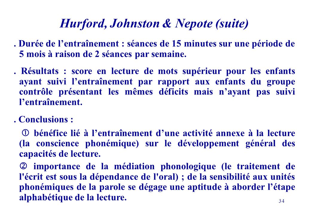 Hurford, Johnston & Nepote (suite)