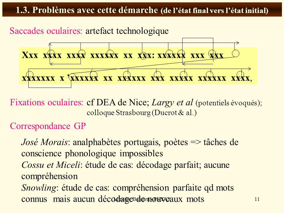 Mireille Bastien - PSYA3