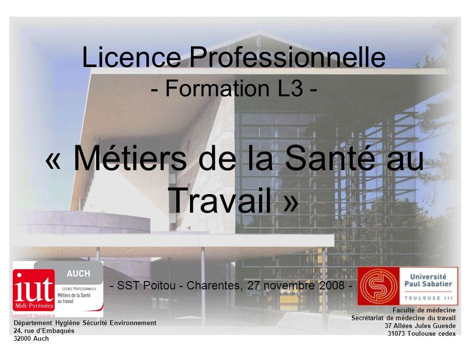 - SST Poitou - Charentes, 27 novembre 2008 -