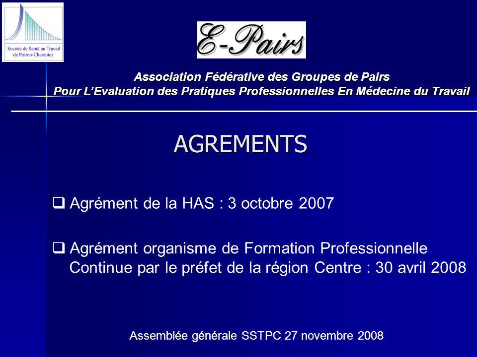 Association Fédérative des Groupes de Pairs