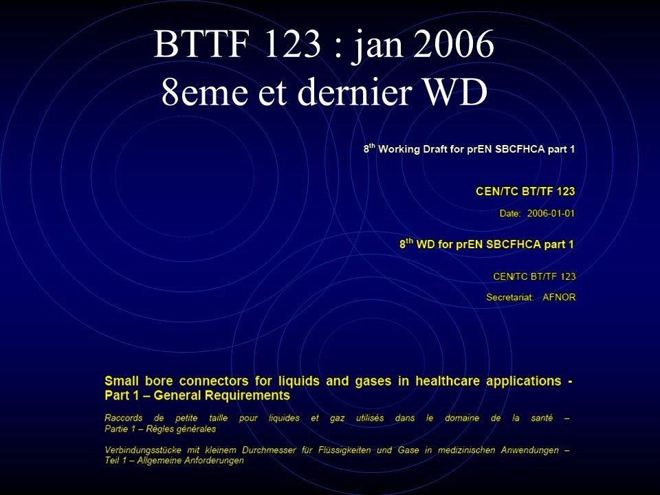 BTTF 123 : jan 2006 8eme et dernier WD
