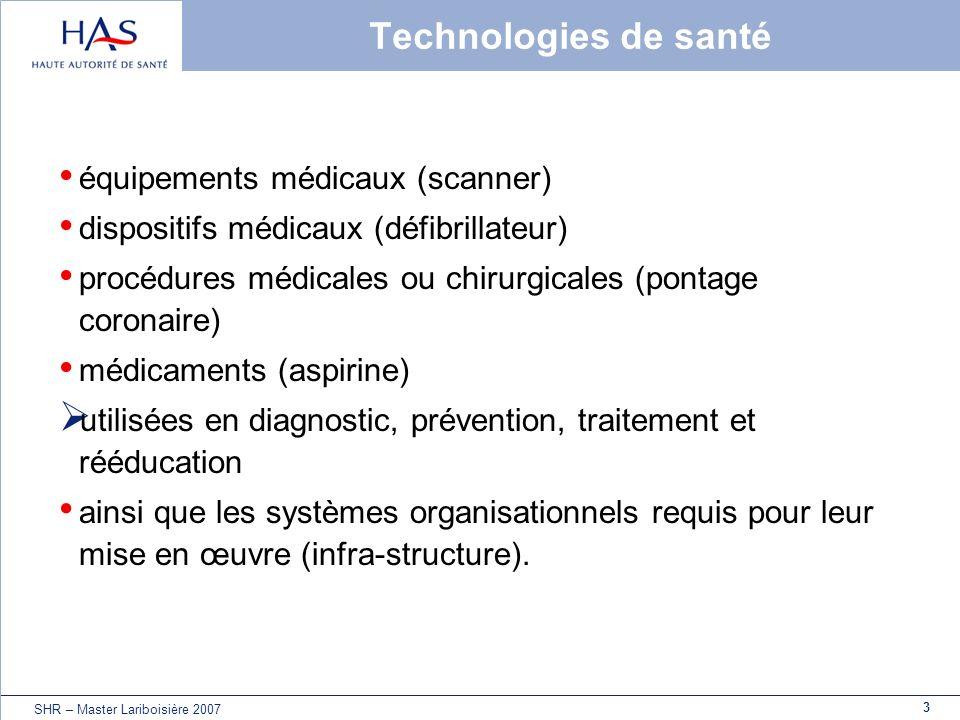 Technologies de santé équipements médicaux (scanner)