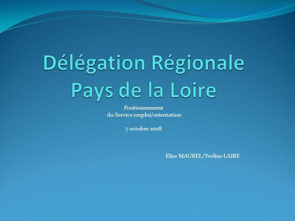 Délégation Régionale Pays de la Loire