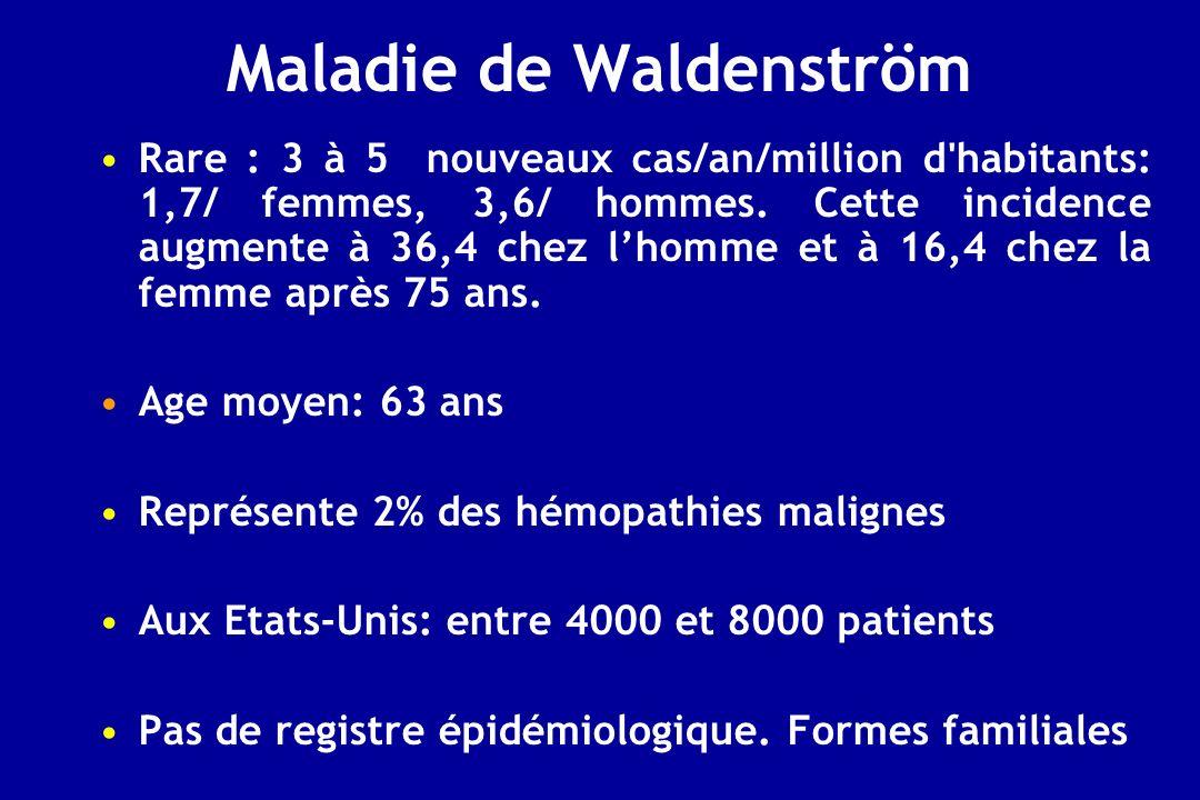 Maladie de Waldenström