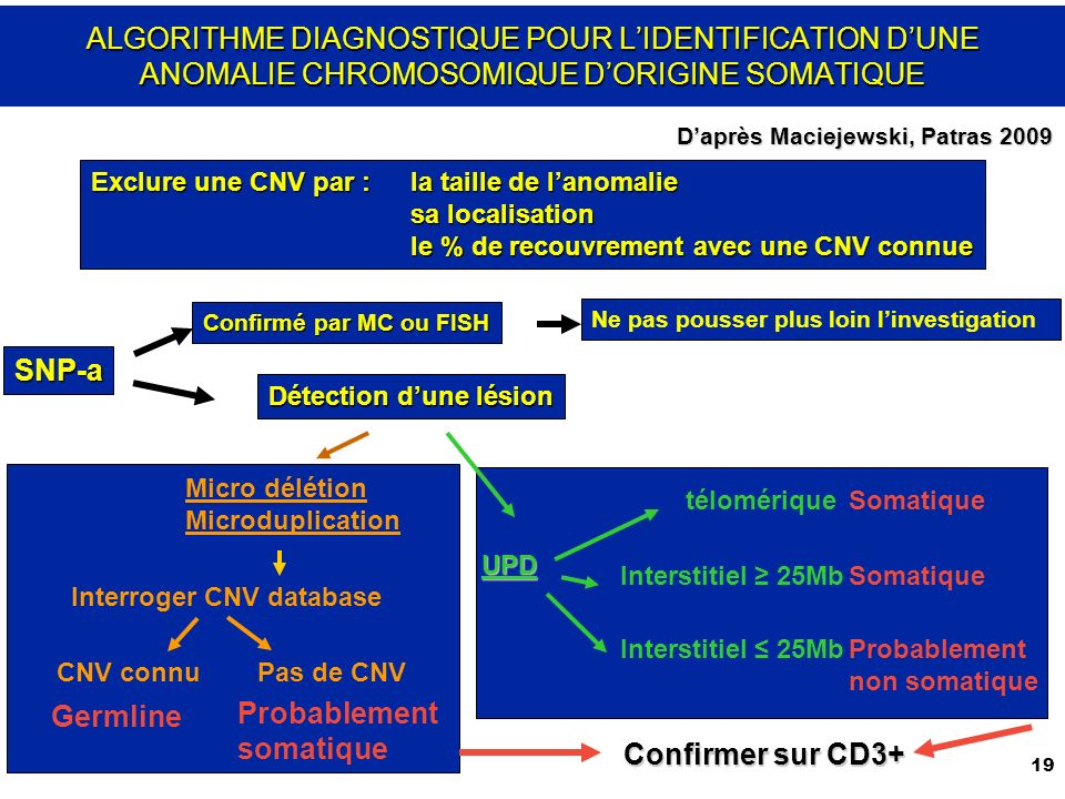 Probablement somatique Confirmer sur CD3+