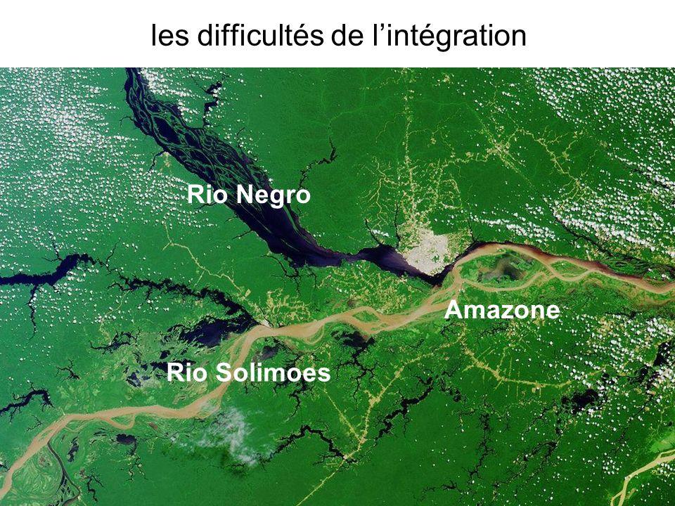 les difficultés de l'intégration