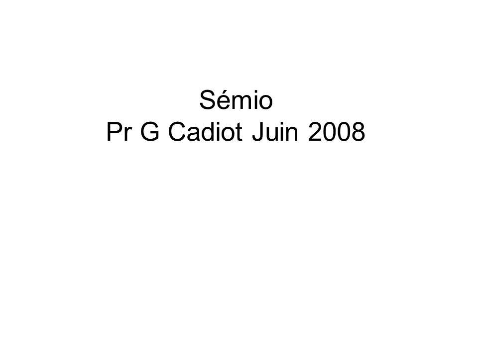 Sémio Pr G Cadiot Juin 2008