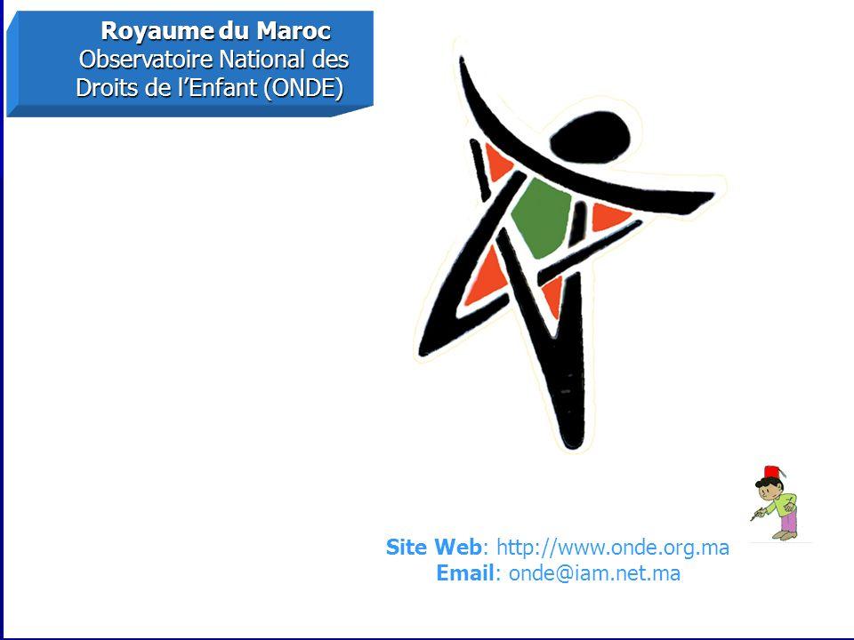 Observatoire National des Droits de l'Enfant (ONDE)
