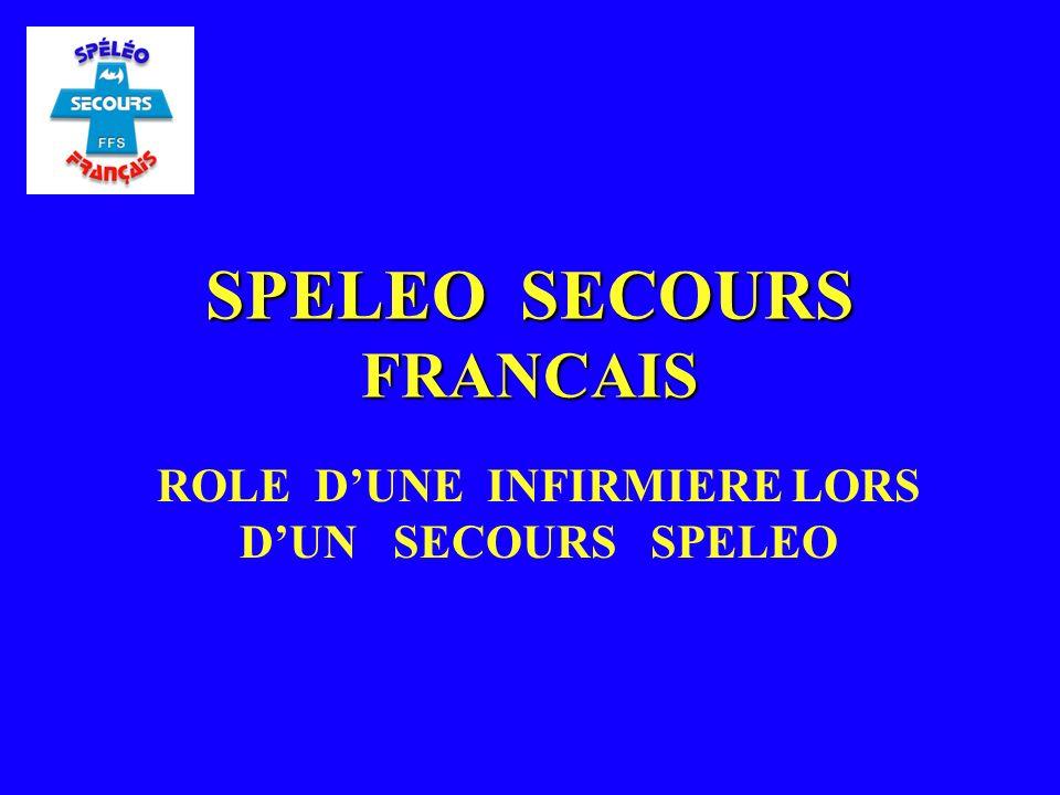 SPELEO SECOURS FRANCAIS