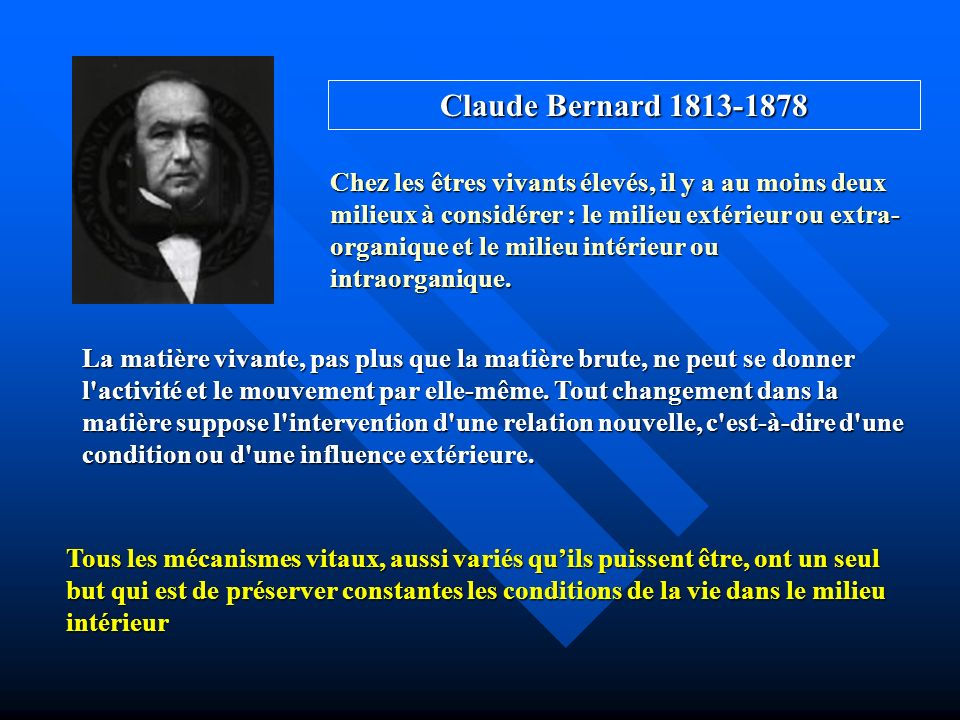 Claude Bernard 1813-1878