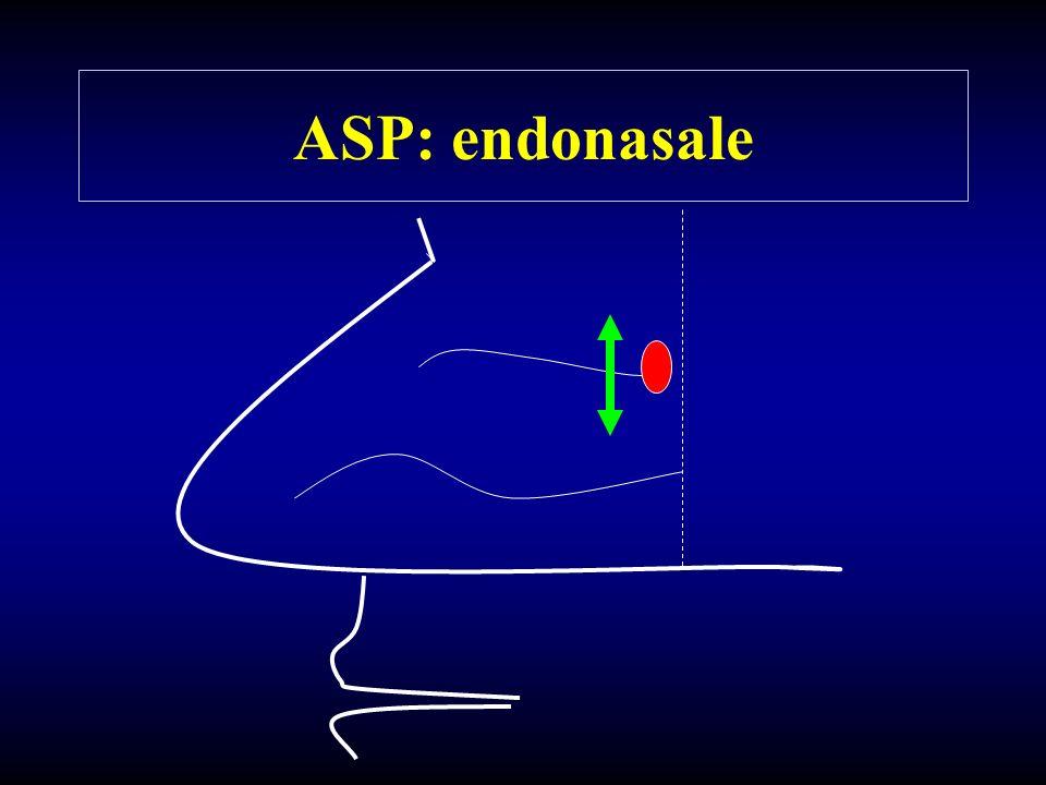 ASP: endonasale