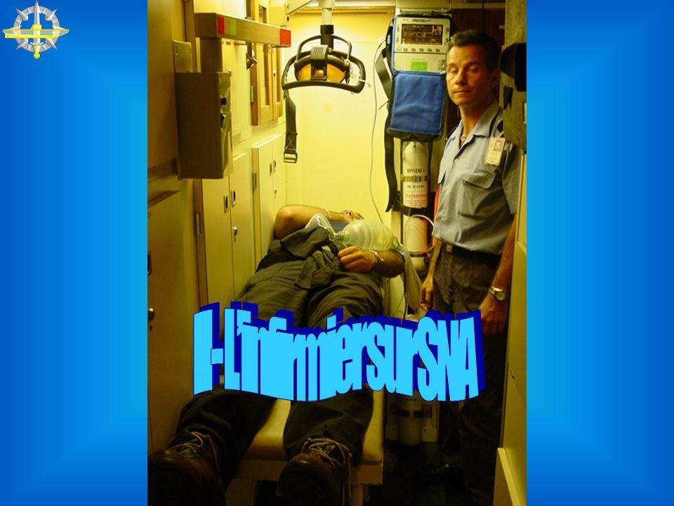 II- L'infirmier sur SNA