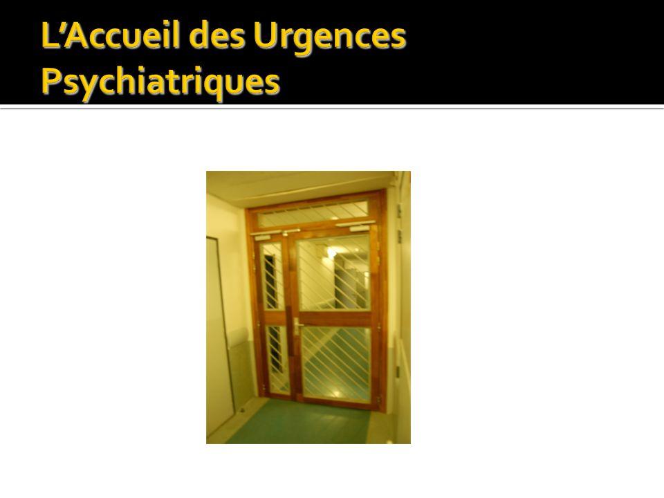 L'Accueil des Urgences Psychiatriques