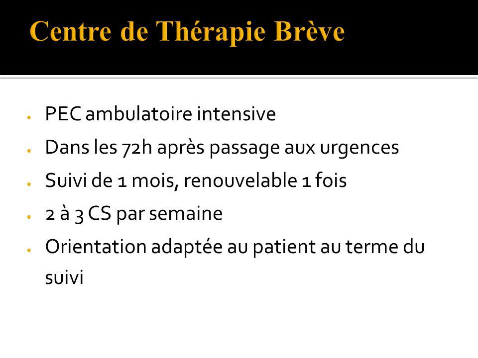 Centre de Thérapie Brève