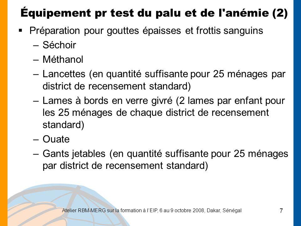 Équipement pr test du palu et de l anémie (2)