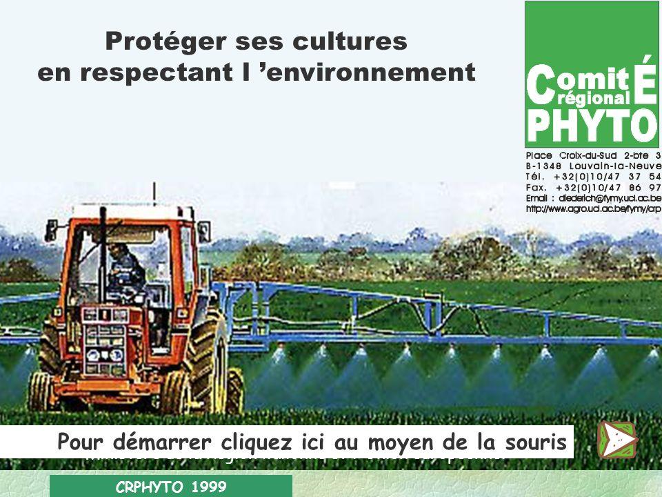 Protéger ses cultures en respectant l 'environnement