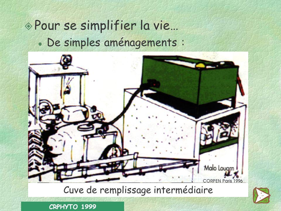 Pour se simplifier la vie…