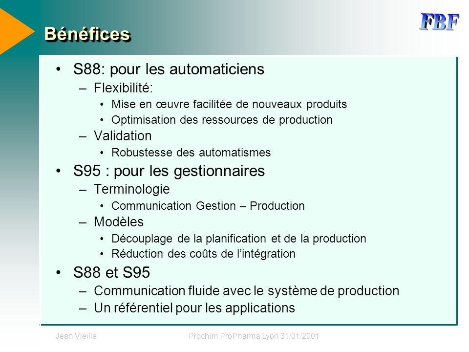 Prochim ProPharma Lyon 31/01/2001