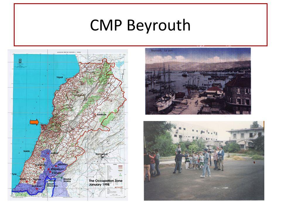 CMP Beyrouth