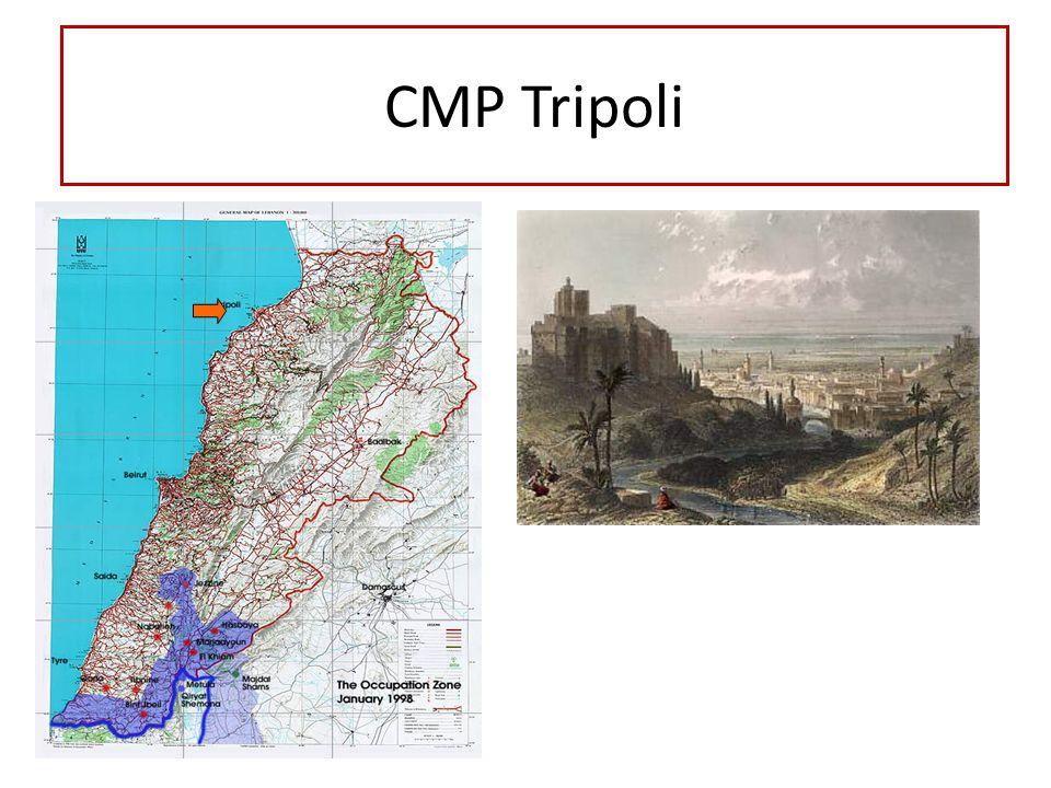 CMP Tripoli