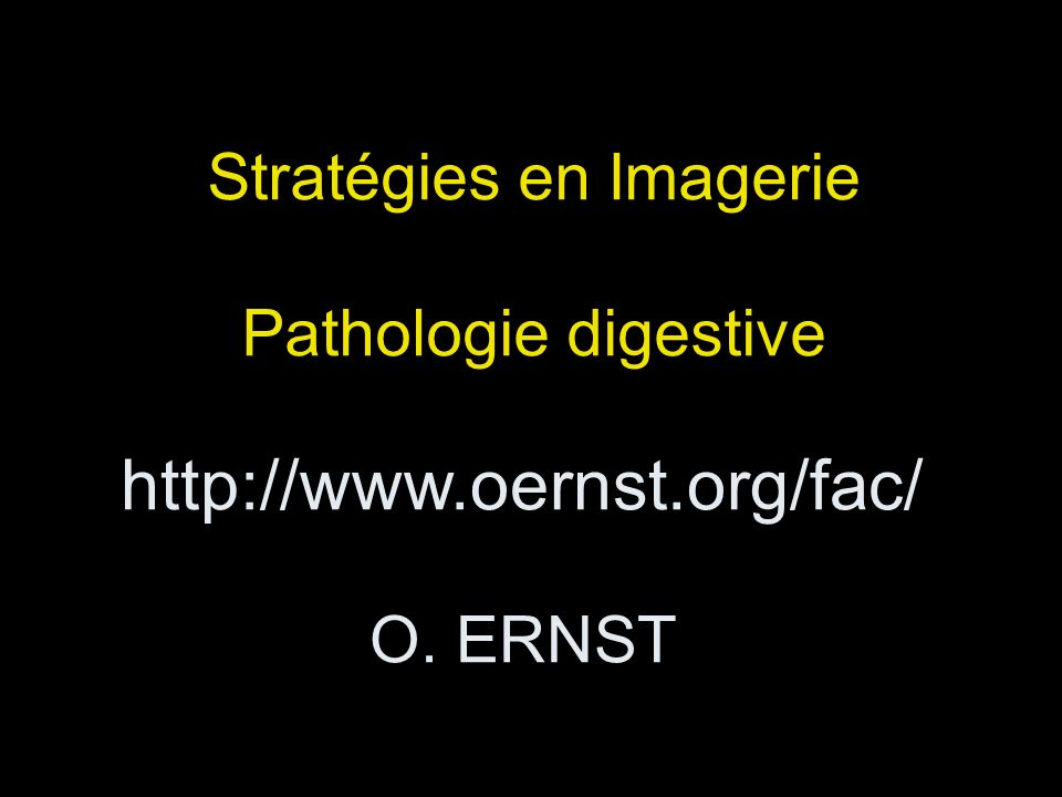 http://www.oernst.org/fac/ O. ERNST