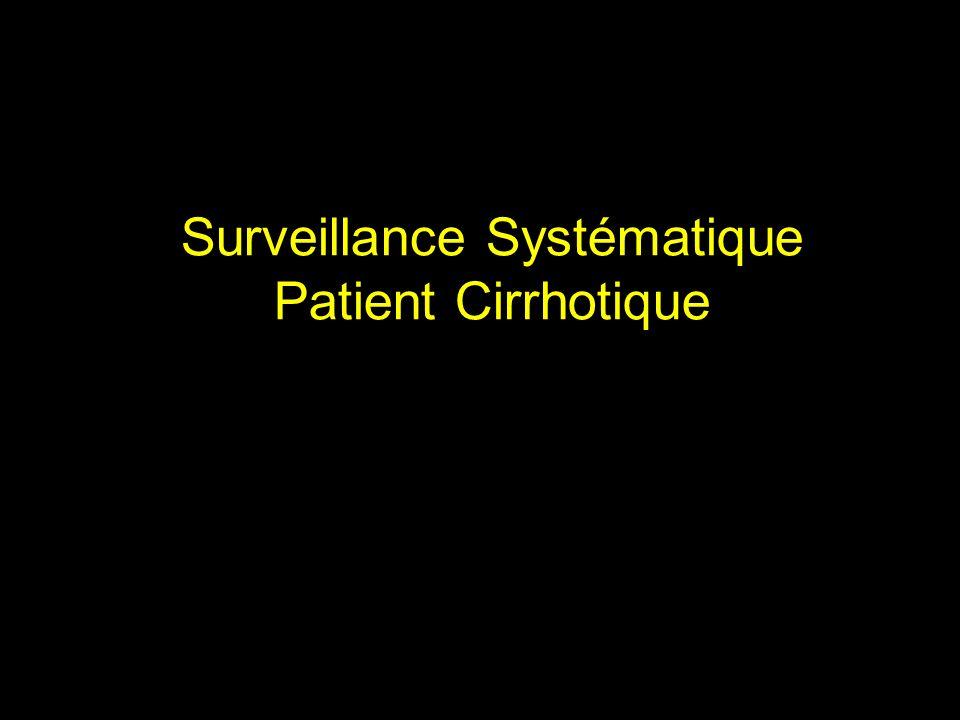 Surveillance Systématique
