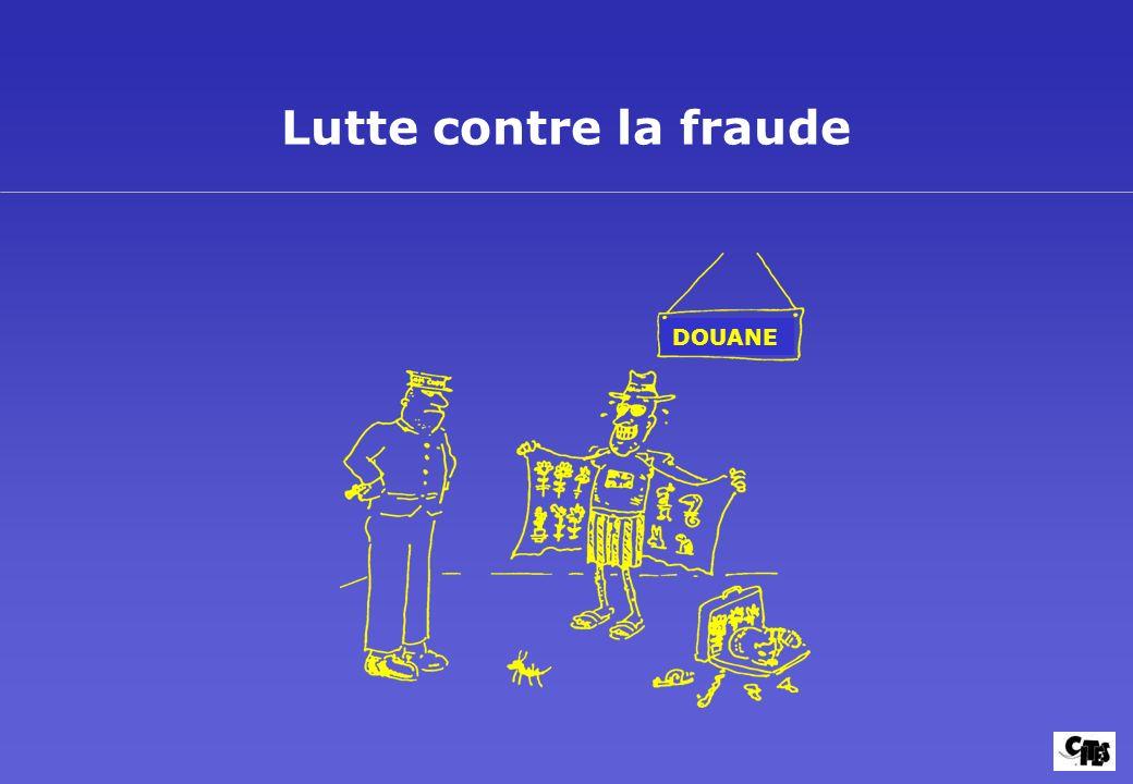 Mise en application et lutte contre la fraude 39
