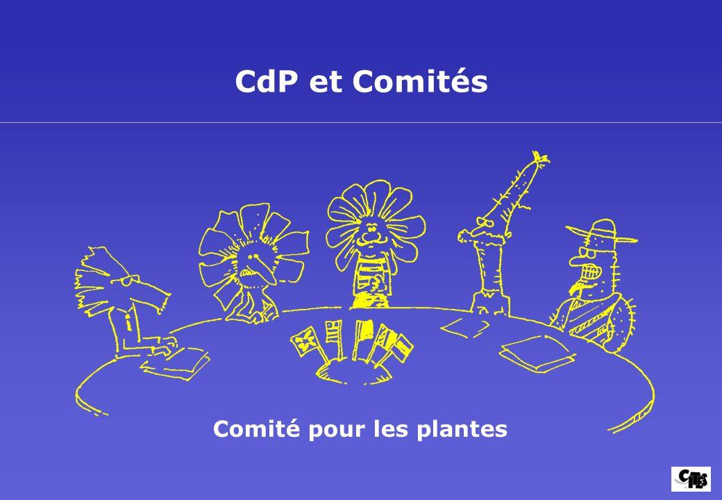 Comité pour les plantes