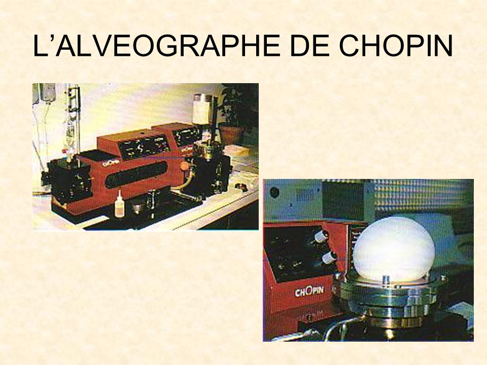 L'ALVEOGRAPHE DE CHOPIN