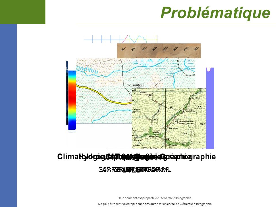 Climatologie, Météorologie, Océanographie Hydrographie / Océanographie