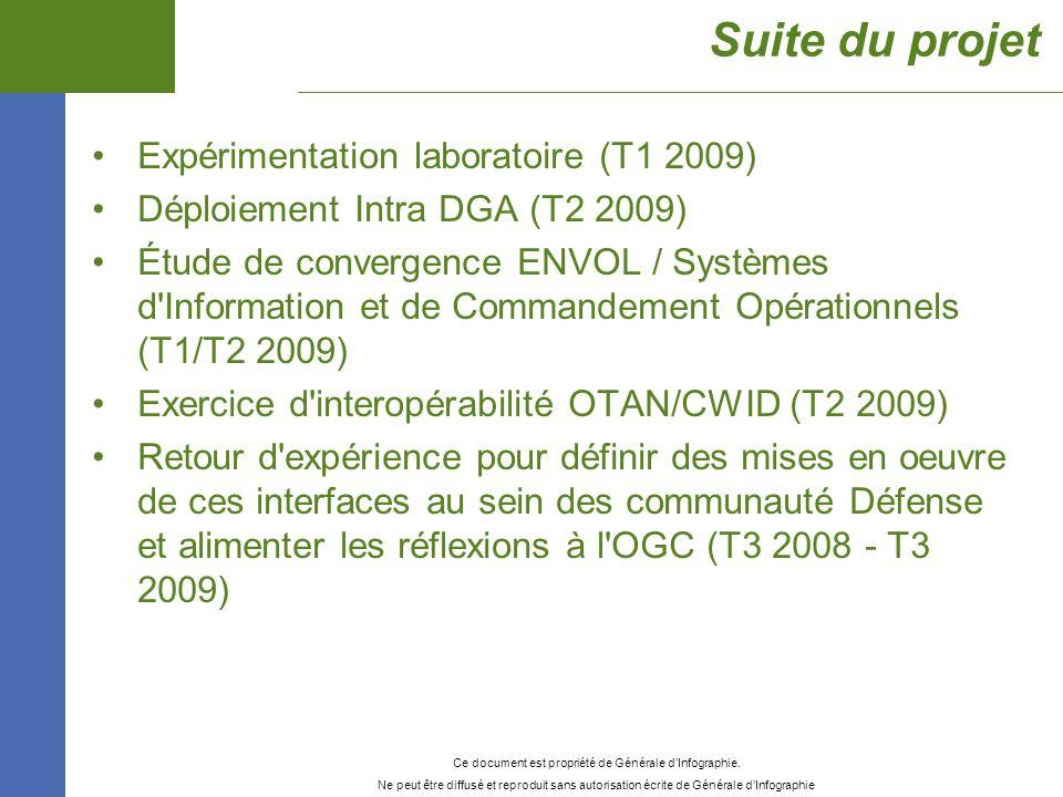 Suite du projet Expérimentation laboratoire (T1 2009)