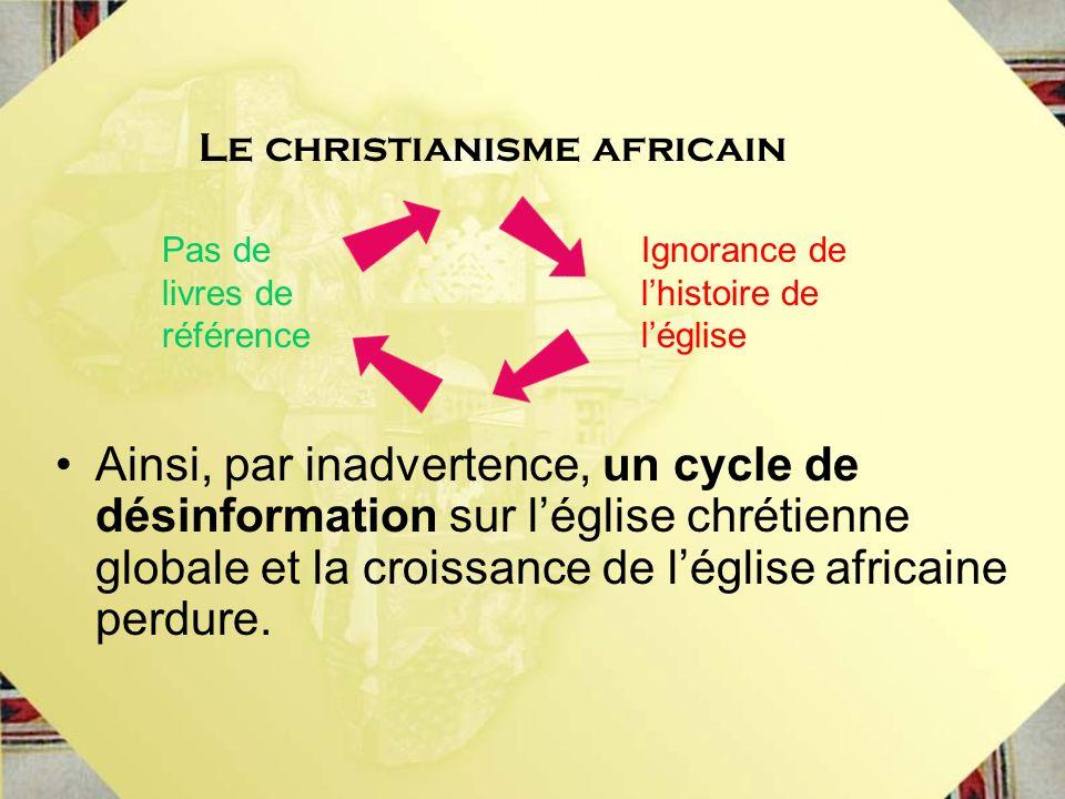 Le christianisme africain