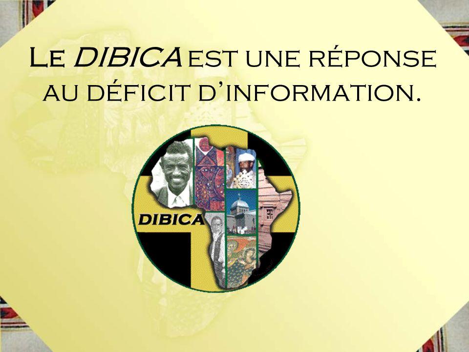 Le DIBICA est une réponse au déficit d'information.
