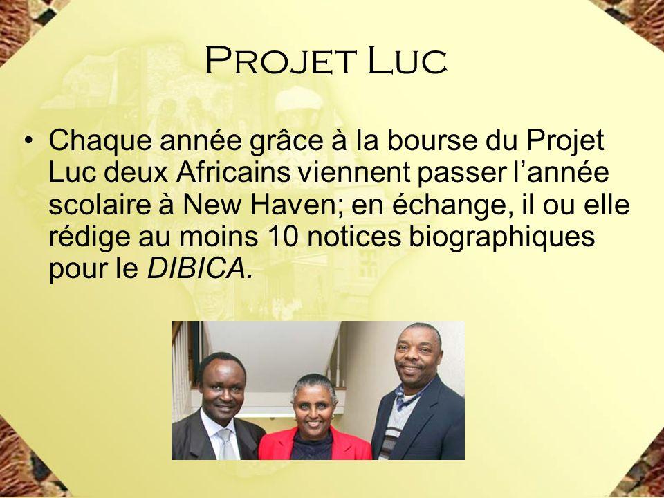 Projet Luc