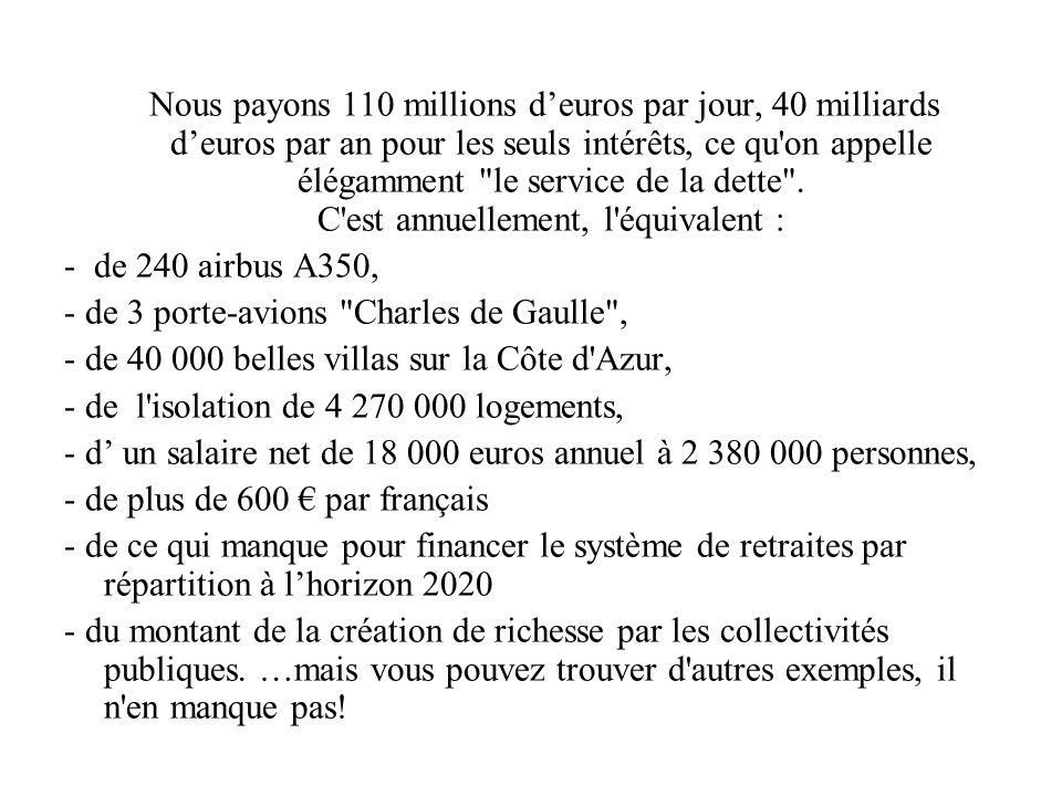 - de 3 porte-avions Charles de Gaulle ,