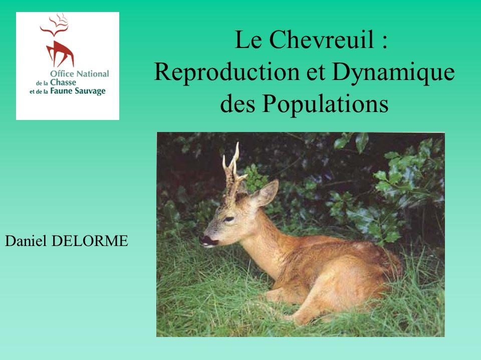 Reproduction et Dynamique des Populations