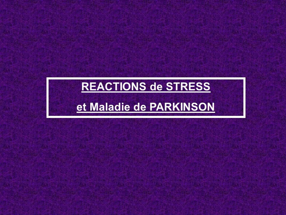 et Maladie de PARKINSON