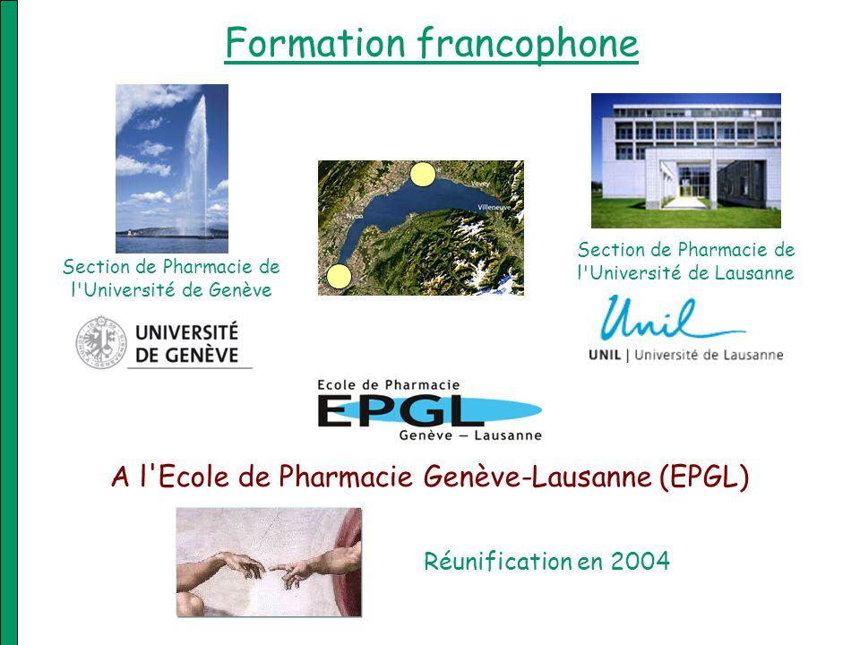 Formation francophone