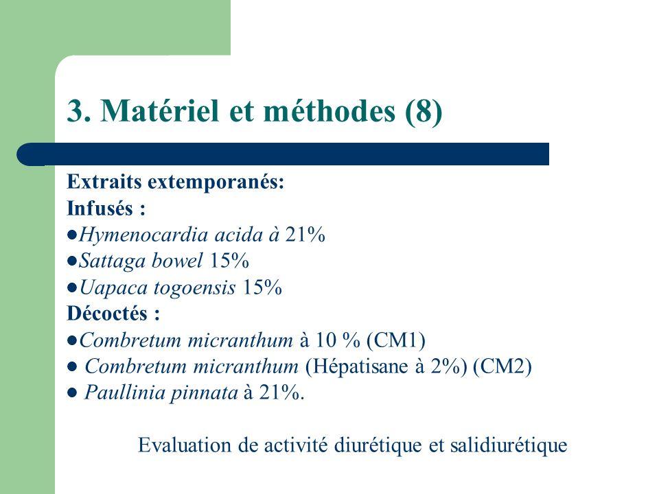 3. Matériel et méthodes (8)