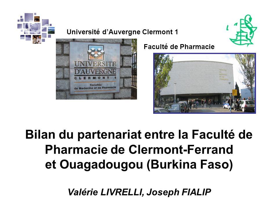 Université d'Auvergne Clermont 1