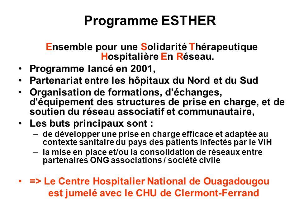 Ensemble pour une Solidarité Thérapeutique Hospitalière En Réseau.