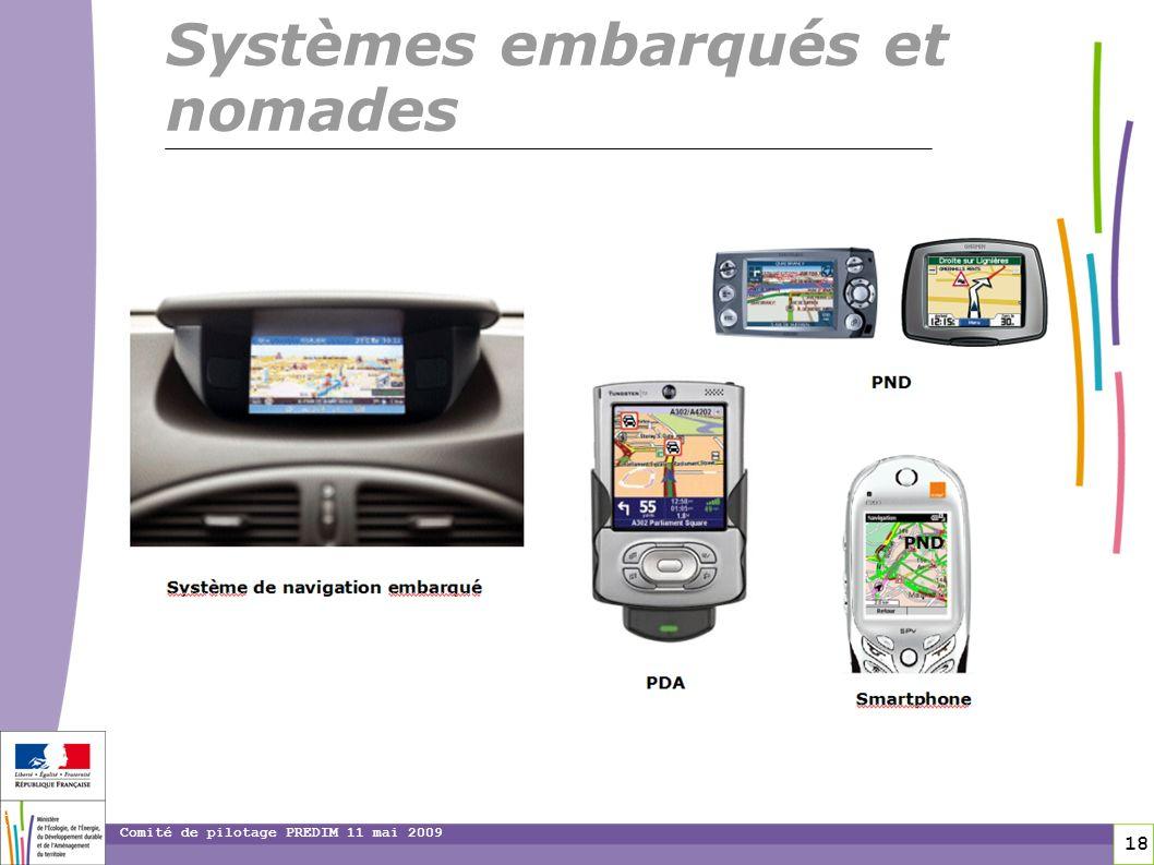 Systèmes embarqués et nomades